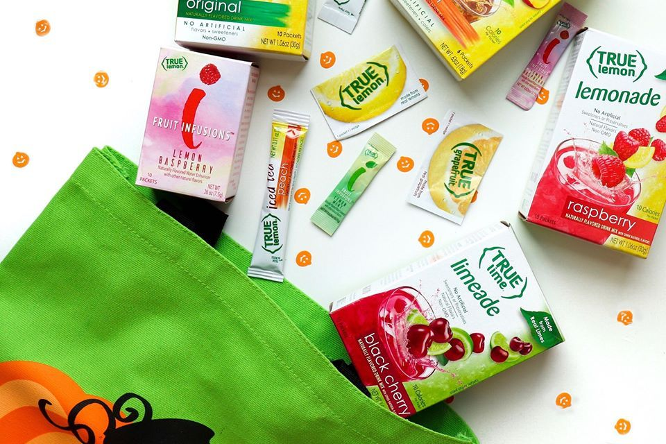 Free True Lemon products Box