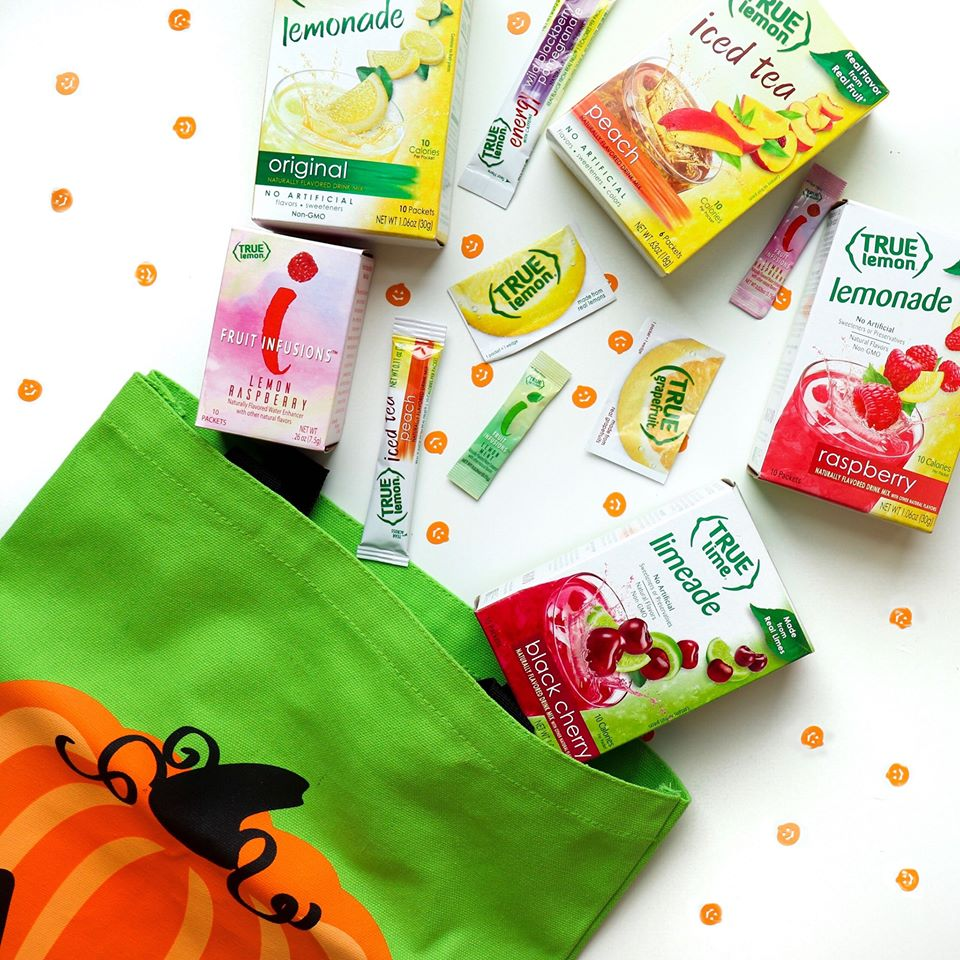 free-true-lemon-products-box