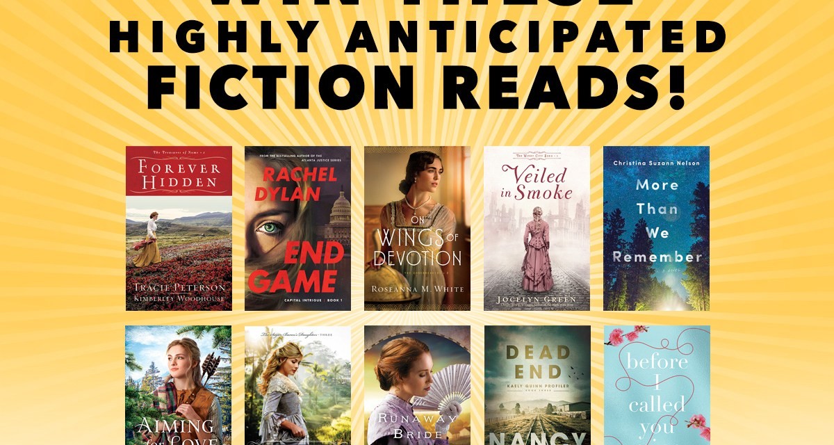 Fiction Reads Giveaway