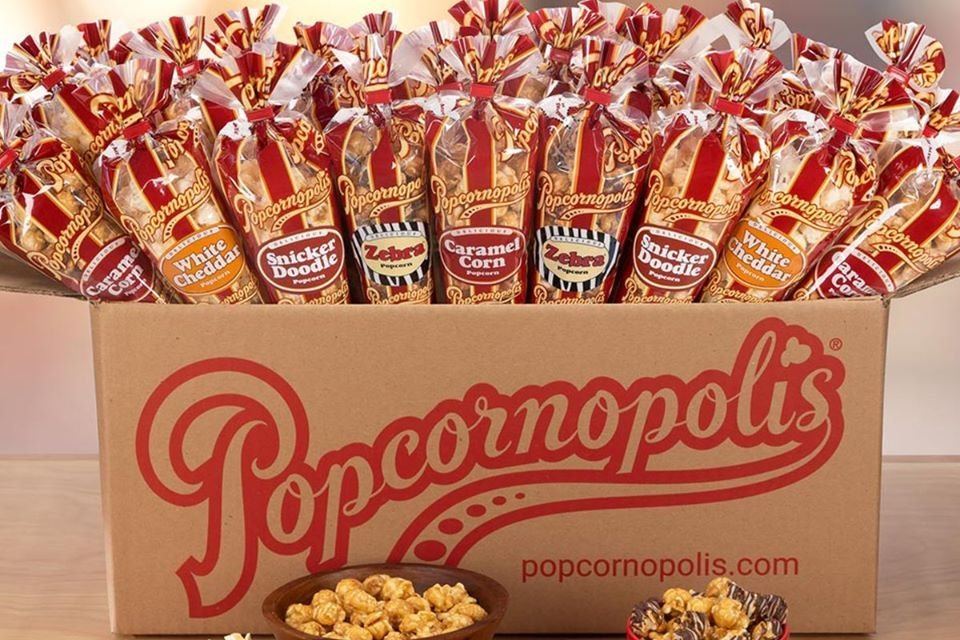 Popcorn Lovers Day Sweepstakes