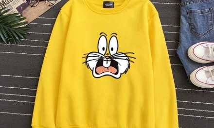 Free bunny Sweat Shirt Sample