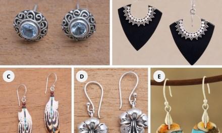 Novica Earrings Giveaway
