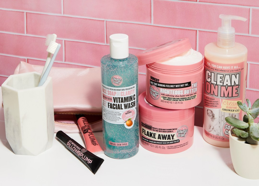 Free Soap and Glory Body Butter 1