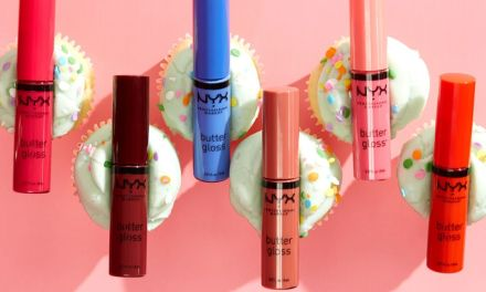 NYX Butter Gloss Giveaway