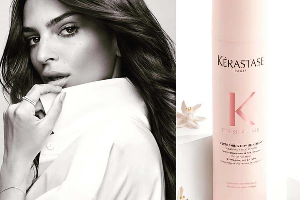Free Kerastase Fresh Affair Dry Shampoo