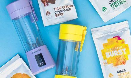 BlendJet and Organic Burst Giveaway