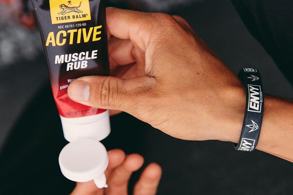 Tiger Balm Active Muscle Rub Giveaway