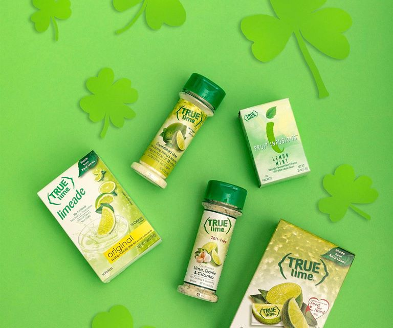 True Lemon St. Patrick's Day Giveaway