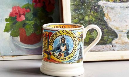 Free Florence Nightingale Mug