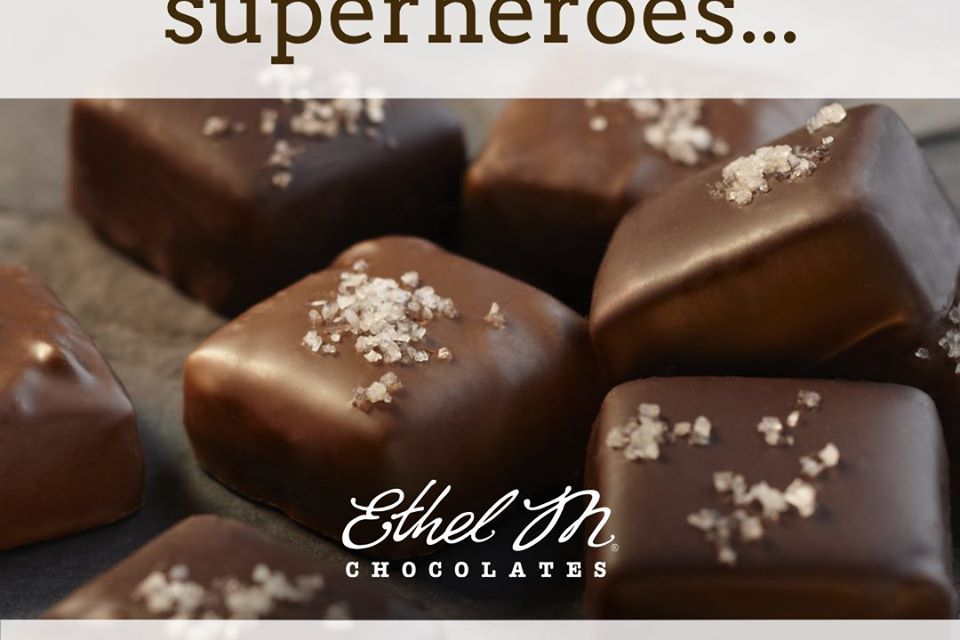 Ethel M Chocolates Care Package Giveaway