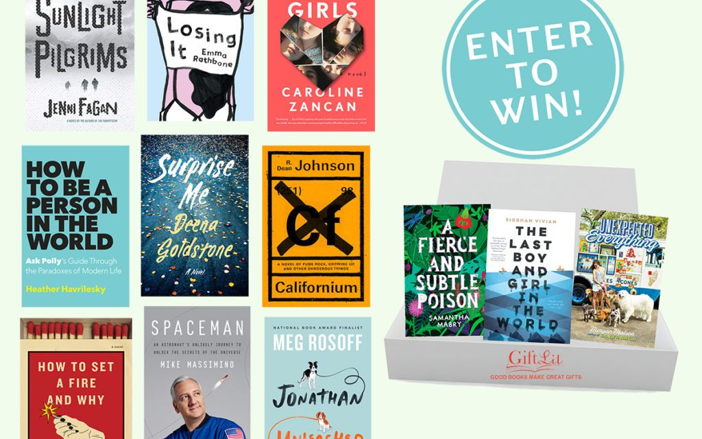 Box of Coming of Age Stories Giveaway