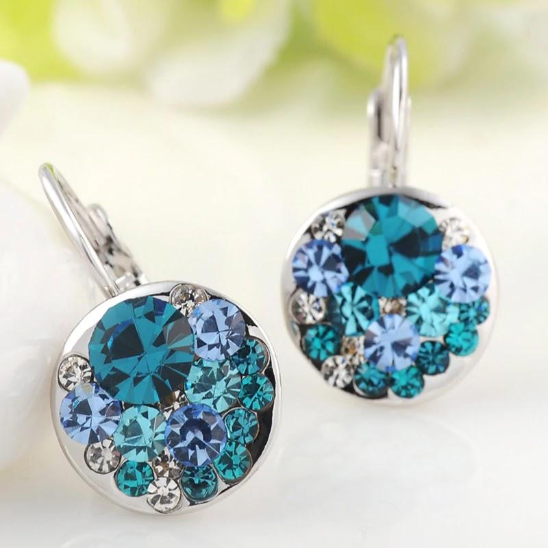 free-blue-round-stone-earrings