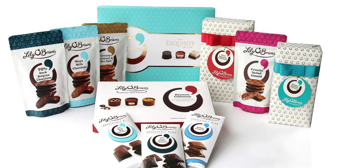 Free Lily O'Brien's Chocolate Hamper