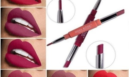 Free Double head Lipstick Lip Liner