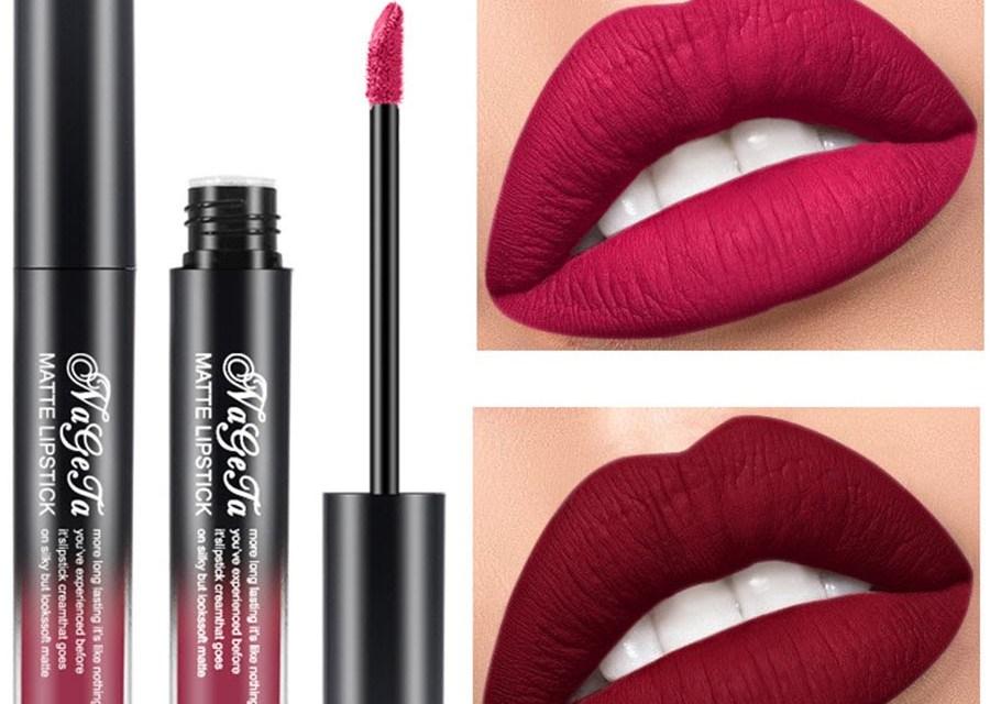 Free NAGETA Matte Liquid Lipstick