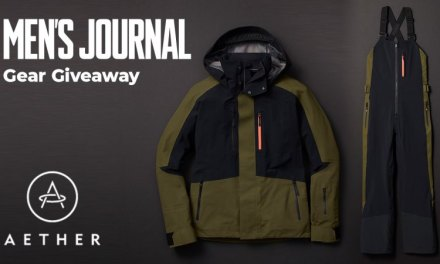 Men's Journal Gear Giveaway