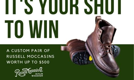 Russell Moccasin Giveaway
