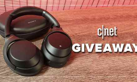 CNET's Sony Sound Giveaway