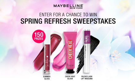 Free Maybelline Spring Refresh Products