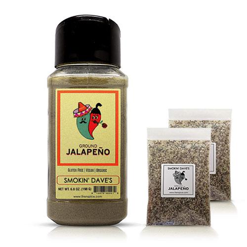 Free Jalapeno Pepper Sample