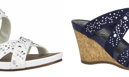 Veradis Stretch Wedge Sandal with Memory Foam Giveaway