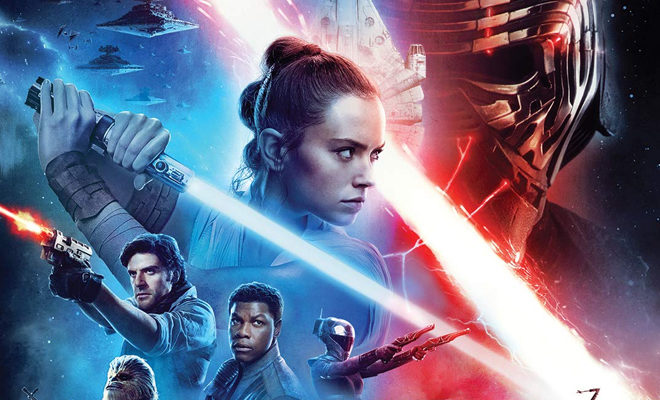 The Rise of the SkyWalker Giveaway