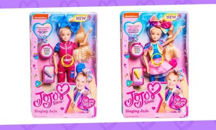 JoJo Siwa Singing Dolls Giveaway
