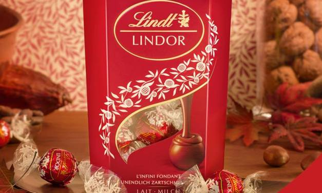 Free Lindt Chocolate Box