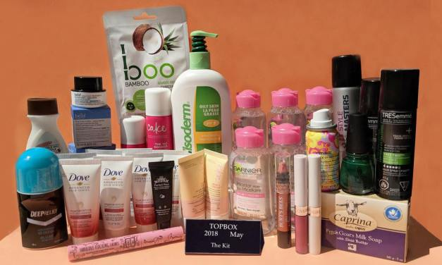 Free THE KIT Samples Every Month