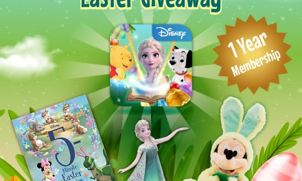 Disney Story Realms Easter Giveaway