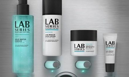 Free Lab Series Rescue Water Gel Sample
