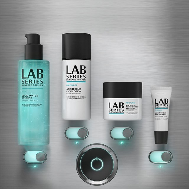 Free Lab Series Rescue Water Gel Sample