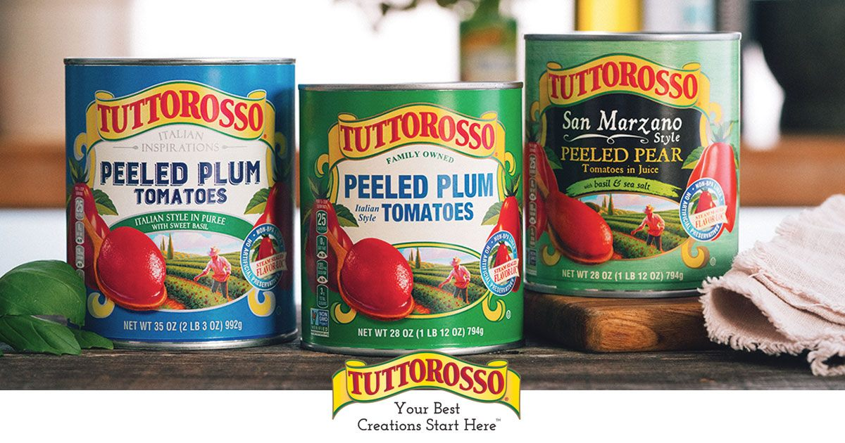 Tuttorosso Basket of Products Giveaway