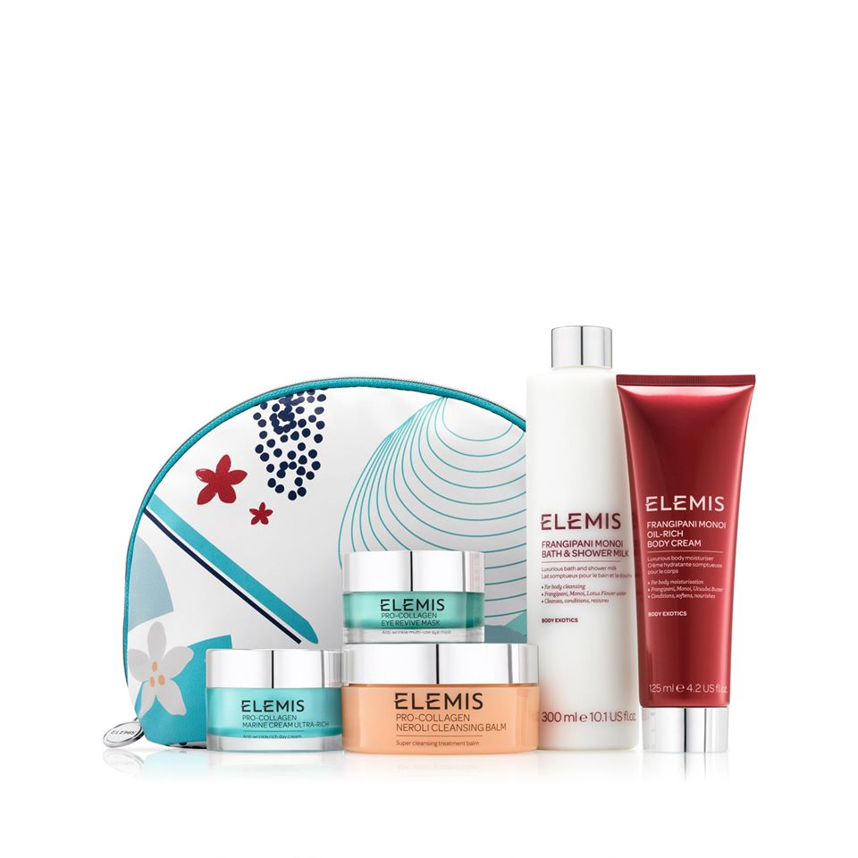 free-elemis-beauty-set