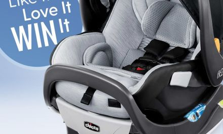 Chicco Car Seat Giveaway