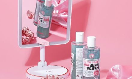 Free Impressions Vanity with a Soap & Glory Prize Pack