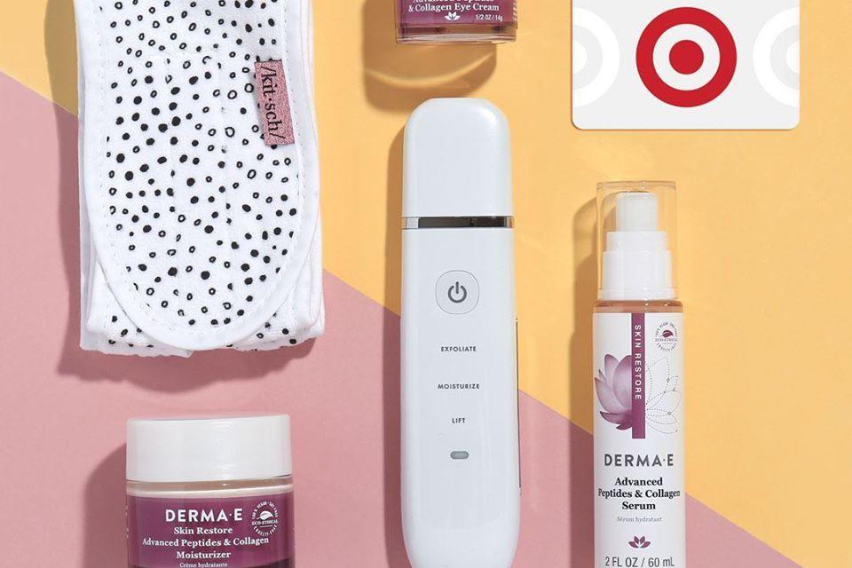 Derma E $150 Target Gift Card Giveaway