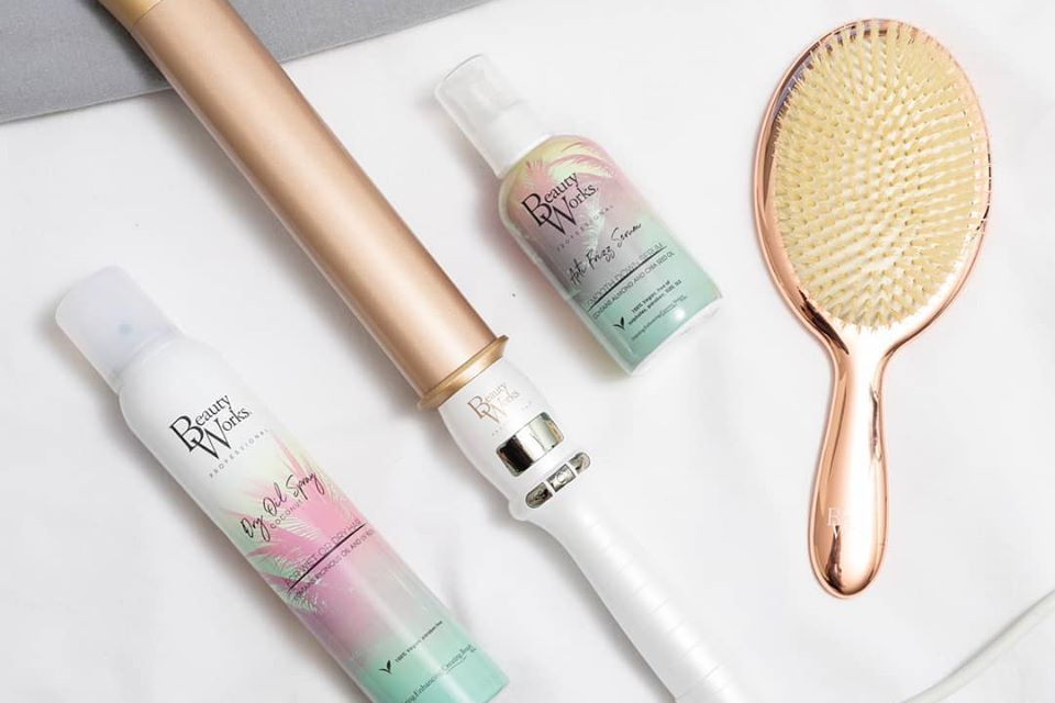 Beauty Works Flat Iron Bar Giveaway
