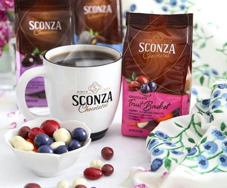 Free Sconza Chocolates Products