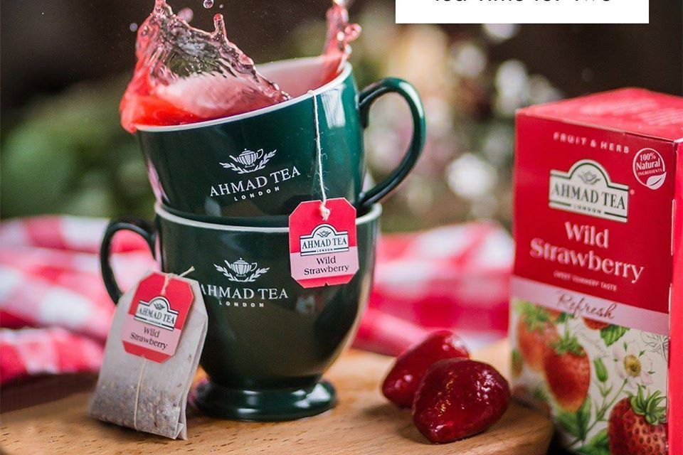 Tea Time for Two Giveaway
