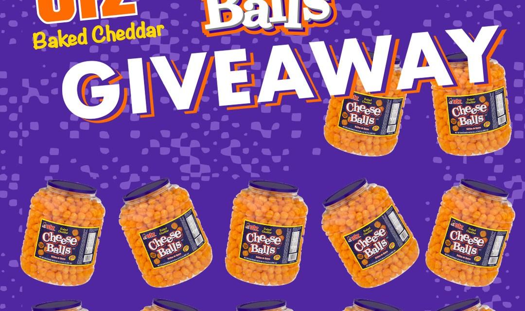The Ultimate Cheeseball Giveaway