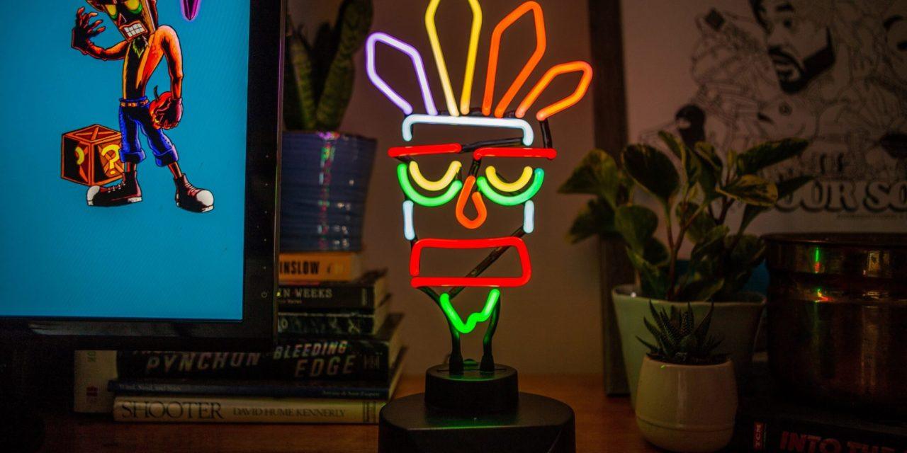 Neon Light + Face Mask Giveaway