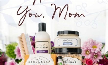 Bend Soap Mother's Day Giveaway