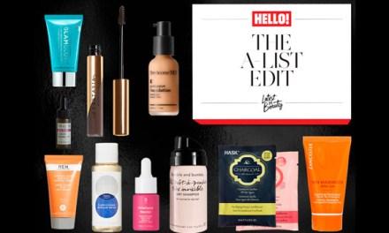 Free HELLO!'s Beauty Box