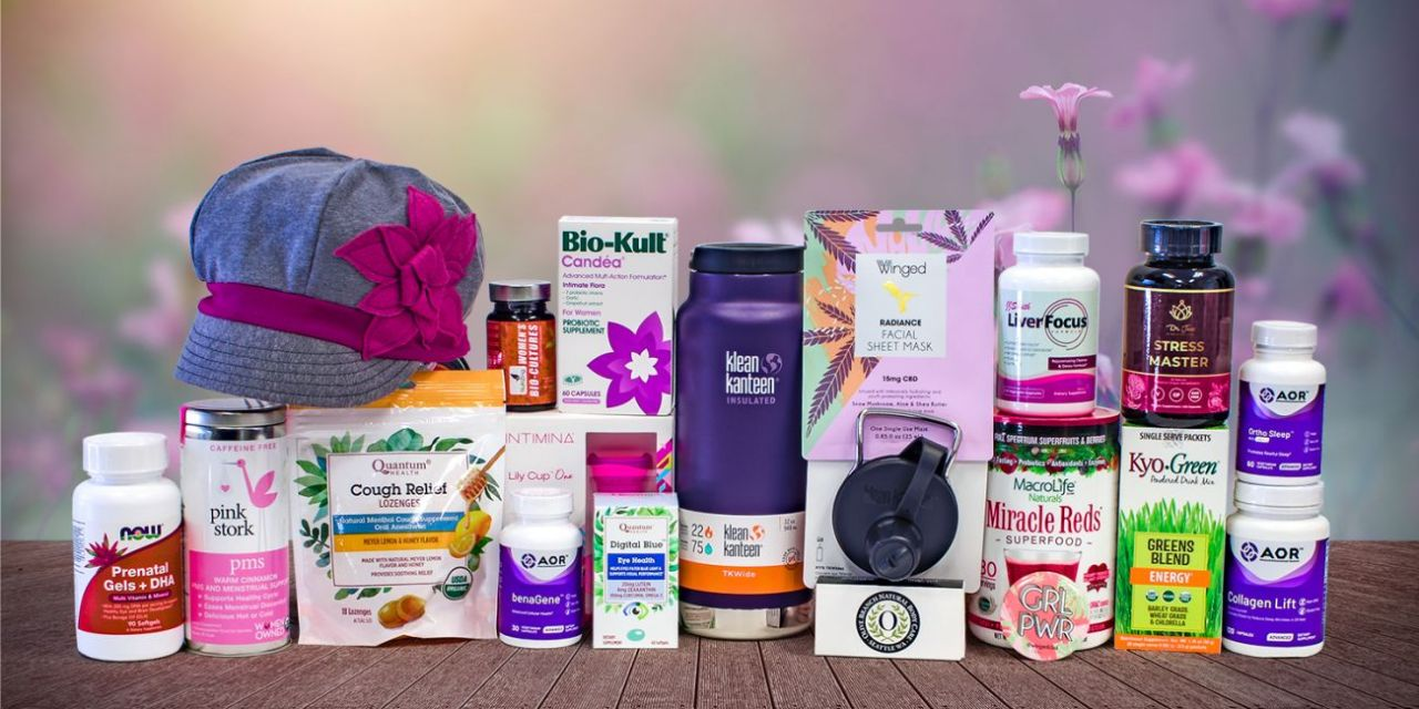 Taste for Life Mother's Day Giveaway
