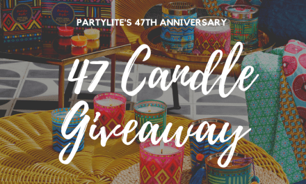 The PartyLite 47 Candles Contest
