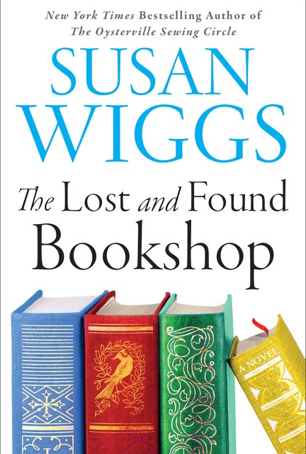 The Lost and Found Bookshop Sweepstakes