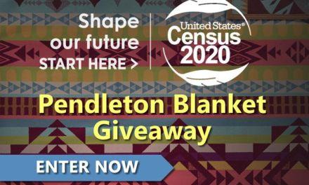 Pendleton Blanket Giveaway