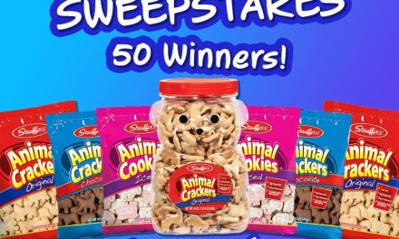 Stauffers Snacks and Smiles Sweepstakes