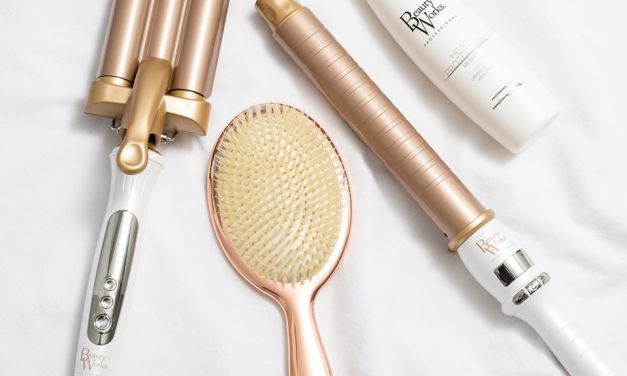 Beauty Works Waver & Professional Styler Giveaway